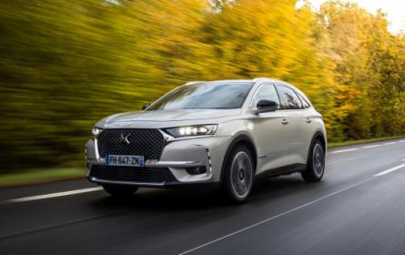 DS Automobiles zeigte nur elektrische SUVs auf der Vienna-Autoshow