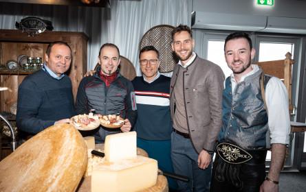 """Regionale Spitzenleistungen mit """"Qualität Tirol""""-Produkten in Kitzbühel"""
