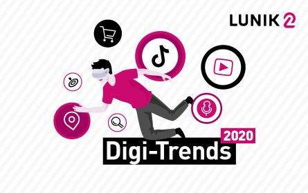 Die Top 10 Digi-Trends im Jahr 2020