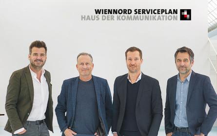 Agentur-Fusion: Serviceplan und Wien Nord bauen Österreichs Agentur der Zukunft