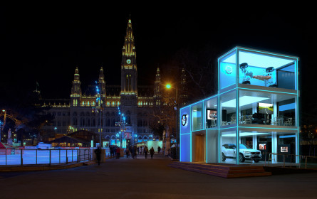 Mindshare setzt für Volvo E-Cube Social Media-Kampagne um