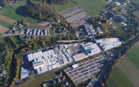 ZKW erweitert Logistikzentrum in Wieselburg