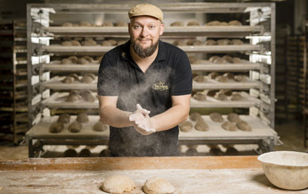 Traditionsbäckerei Der Mann feiert 160 Jahre