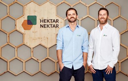 Wiener Social Start-up Hektar Nektar übertrifft das Jahresziel 2019