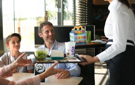 McDonald's Österreich erzielt Rekordergebnis