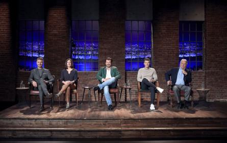 """Rekordstart für Puls 4 Start-Up-Show """"2Minuten 2Millionen"""""""