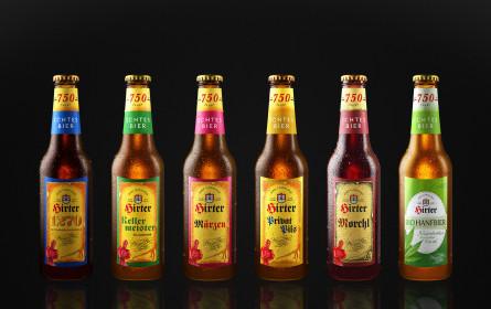"""750 Jahre Hirter: """"Echte Leidenschaft für echtes Bier"""""""