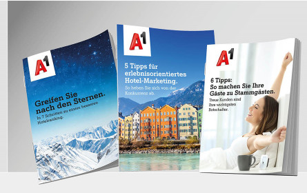 Erstmals wurden Whitepaper für Businesskunden von A1 ausgezeichnet