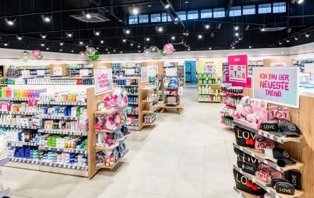 Bipa-Filiale in Pöchlarn überzeugt mit neuem Shop-Design