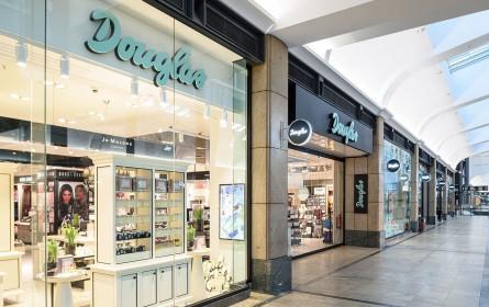 Parfümeriekette Douglas wuchs kräftig