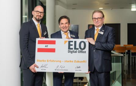 Wechsel in der Geschäftsbereichsleitung von ELO in Österreich