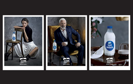Nöm kreiert zusammen mit VGN neue Printkampagne