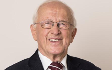 Gründer der Fussl-Modestraße, Karl Mayr,  gestorben