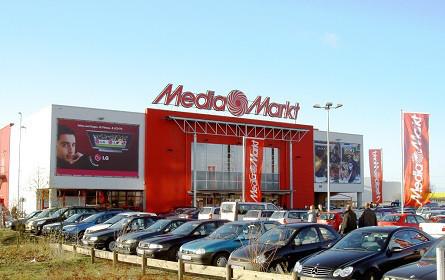 Geschäfte bei MediaMarkt/Saturn laufen weiter schwach