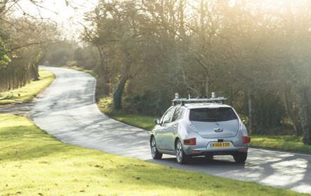 Grand Drive für Nissan Leaf