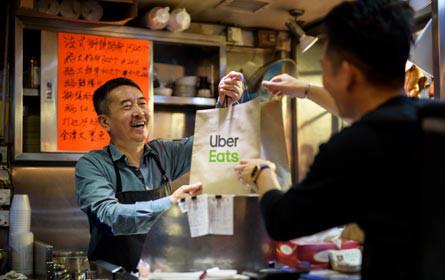 Uber plant Sprung in die Gewinnzone