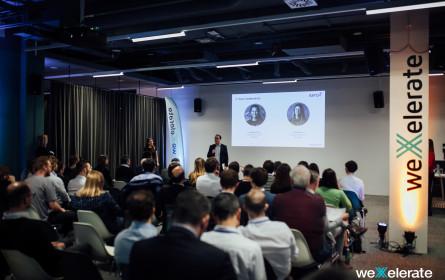 weXelerate: Batch 5 ging mit Success Roadshow zu Ende