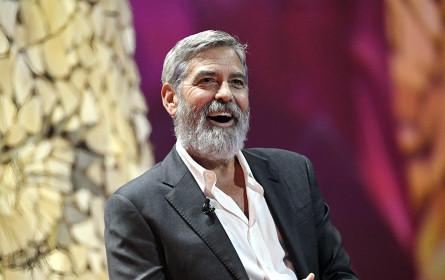 George Clooney zu Gast am 4Gamechangers Festival 2020
