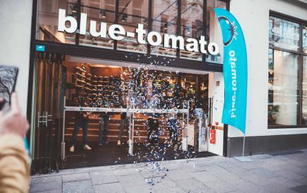 Blue Tomato eröffnet seinen 50. Shop