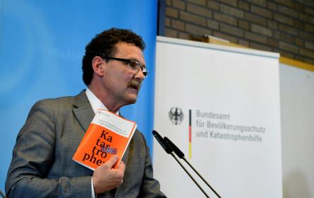 Deutschland zapft Nahrungsmittelreserven nicht an