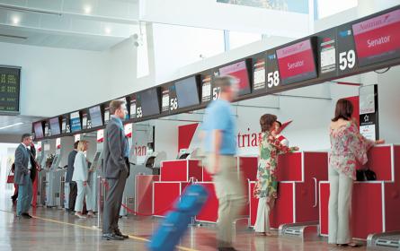 Austrian Airlines stellen Norditalien-Flüge wegen Coronavirus temporär ein