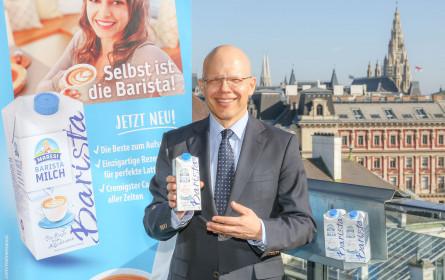 Maresi Barista Milch: Die Beste zum Aufschäumen
