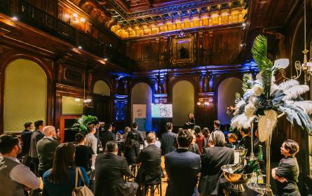IP Österreich lud österreichische Start-up- & KMU-Szene zur Casino Night