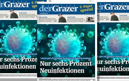 """""""Der Grazer"""" erscheint jetzt täglich"""