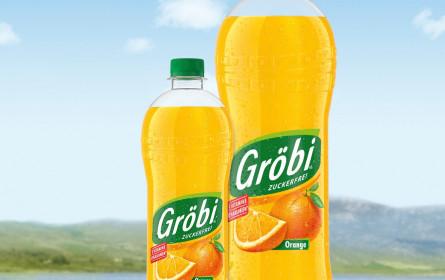Gröbi bleibt unangefochtene Nummer 1 der zuckerfreien Limonaden