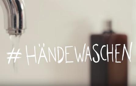 Rotkreuz-Song: Händewaschen rettet Leben