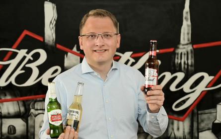 Weltweit größter Bierkonzern kommt nach Österreich: Anheuser-Busch InBev eröffnet Büro in Wien