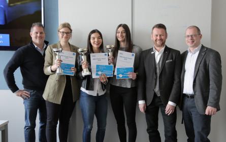 """MMA Austria zeichnet FH-Studenten für """"bus dich weg!"""" mit MMA Rookie Award aus"""