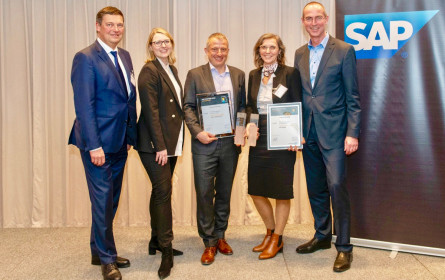 "CNT zweimal ""SAP Partner of the Year"""