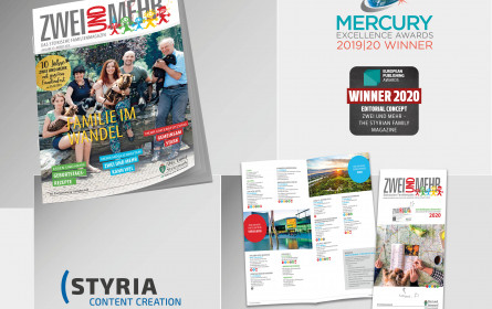 SCC gewinnt bei den European Publishing und den Mercury Awards