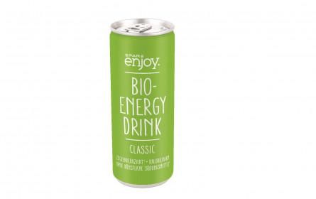 Spar enjoy macht es vor: Weniger Zucker und mehr Bio bei Energy Drinks