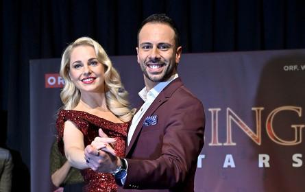 """Das ORF-""""Dancing Stars""""-Studio erstrahlt in neuem Glanz"""
