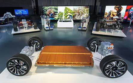 Ambitionierte Elektroauto-Pläne bei GM