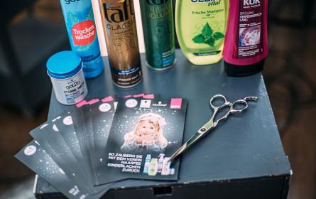Schwarzkopf unterstützt den Verein Haarfee und zaubert das Kinderlachen zurück