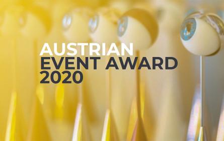 Der Austrian Event Award 2020 findet statt!