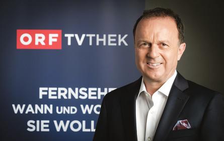 Historische Höchstwerte für ORF.at und ORF-TVthek