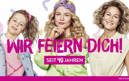 Jubiläumskampagne zeigt Zeitreise des österreichischen Unternehmens