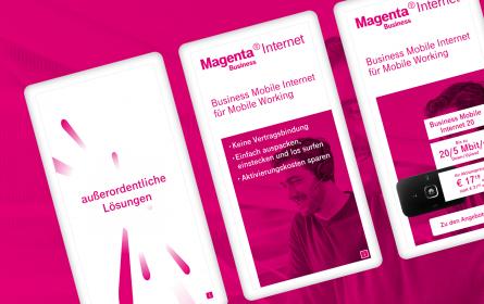 Digitaler Vorstoß von Magenta und Tunnel23: Mobile Working-Lösungen