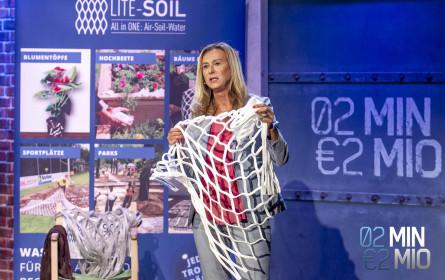 Katharina Schneider investiert in das Wiener Greentech-Start-up Lite-Soil