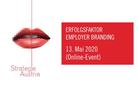Jetzt online teilnehmen: Erfolgsfaktor Employer Branding