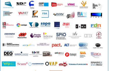Europaweiter Schulterschluss der Filmbranche