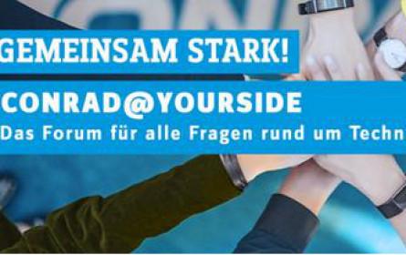 #WirfürSie - Conrad@YourSide