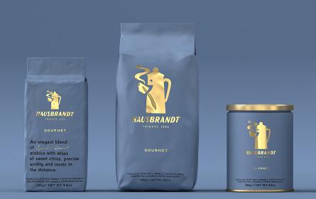 DMB. Neue Positionierung und neues Design für Hausbrandt Kaffee