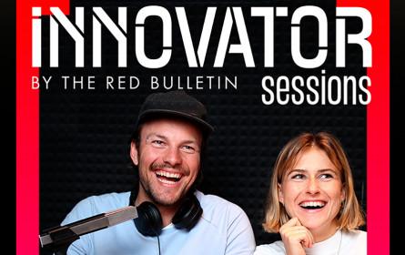 Innovator-Magazin von Red Bulletin erweitert zum Podcast und Web-TV