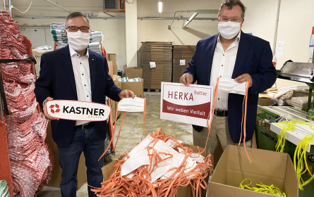 Kastner kauft Mund-Nase-Masken von Herka