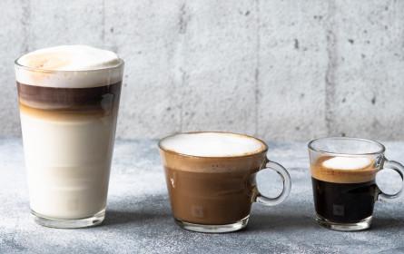 Isolation wirkt sich auf Kaffeetrinkverhalten der Österreicher aus
